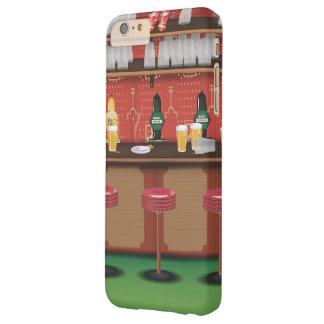 イギリスのパブのバー BARELY THERE iPhone 6 PLUS ケース
