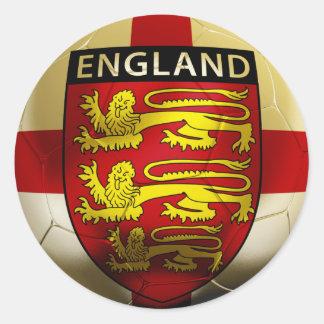 イギリスのフットボール ラウンドシール