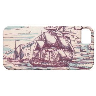 イギリスのフリゲート艦1843年 iPhone SE/5/5s ケース