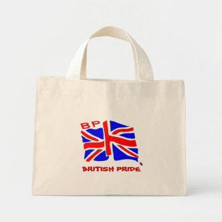 イギリスのプライドのバッグ ミニトートバッグ