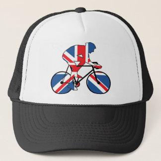 イギリスのベスト、サイクリング、英国国旗 キャップ
