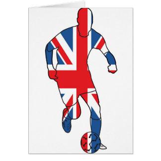 イギリスのベスト、フットボール カード