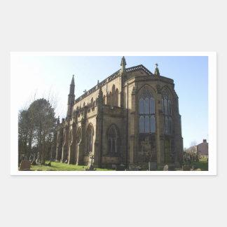 イギリスのローマカトリック教会 長方形シール