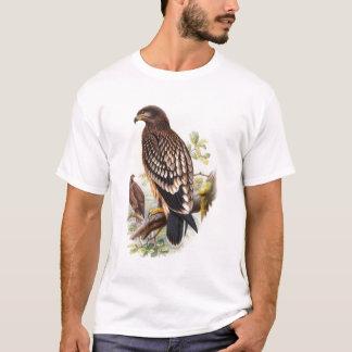 イギリスのワシのジョン斑点を付けられたGouldの鳥 Tシャツ