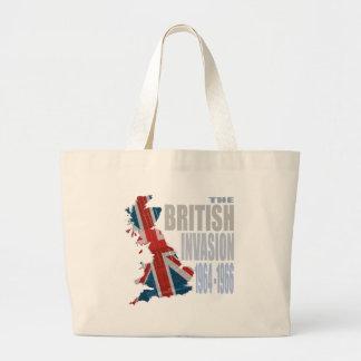 イギリスの侵入1964-1966年 ラージトートバッグ
