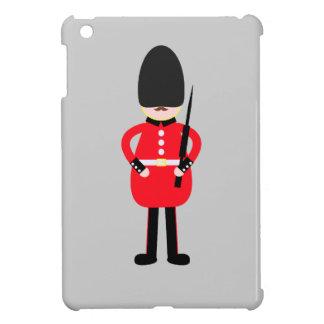 イギリスの兵士 iPad MINIケース