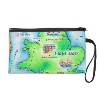 イギリスの地図 リストレット