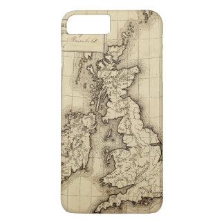 イギリスの島 iPhone 8 PLUS/7 PLUSケース