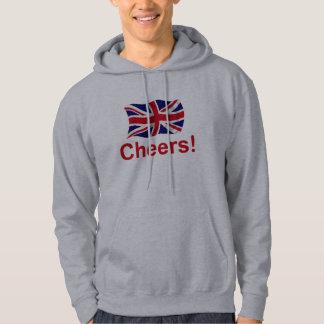 イギリスの応援! パーカ