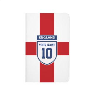イギリスの忠誠ファン-カスタマイズ可能な一流数 ポケットジャーナル