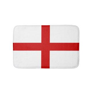 イギリスの旗ボタン バスマット