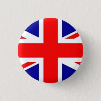イギリスの旗ボタン 3.2CM 丸型バッジ