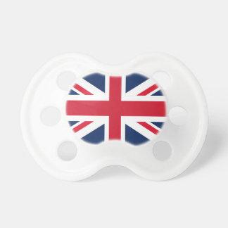 イギリスの旗 おしゃぶり