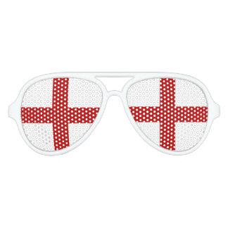 イギリスの旗 アビエーターサングラス