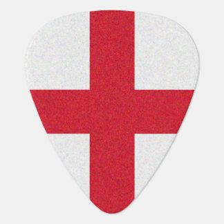 イギリスの旗 ギターピック