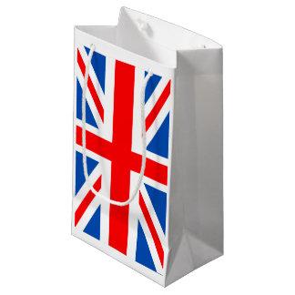 イギリスの旗、ギフトバッグ スモールペーパーバッグ