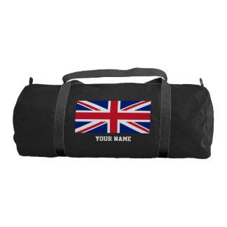 イギリスの旗 ジムバッグ