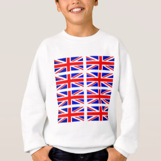 イギリスの旗 スウェットシャツ
