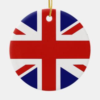イギリスの旗 セラミックオーナメント