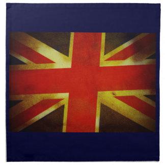 イギリスの旗 ナプキンクロス