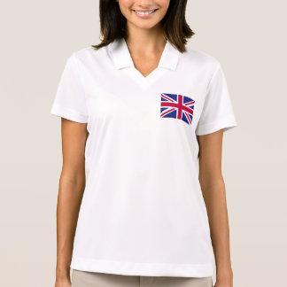 イギリスの旗 ポロシャツ