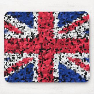 イギリスの旗-マウスのマット マウスパッド