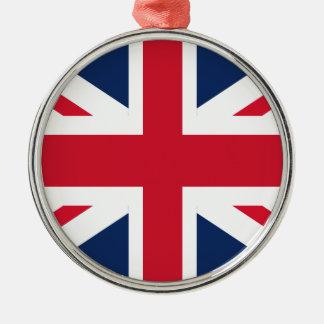 イギリスの旗 メタルオーナメント