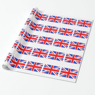 イギリスの旗 ラッピングペーパー