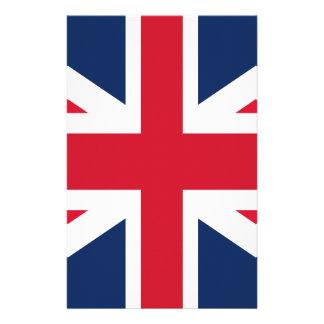 イギリスの旗 便箋