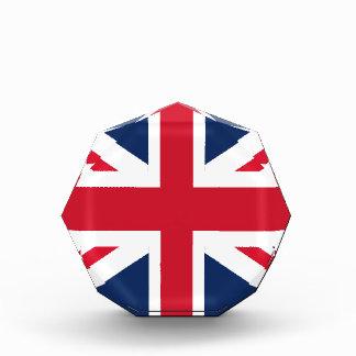 イギリスの旗 表彰盾