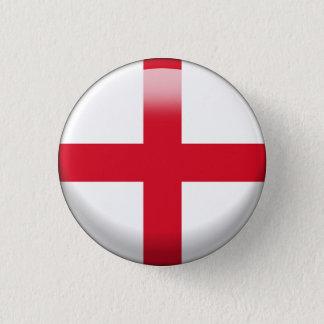 イギリスの旗 3.2CM 丸型バッジ