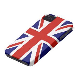 イギリスの旗 Case-Mate iPhone 4 ケース