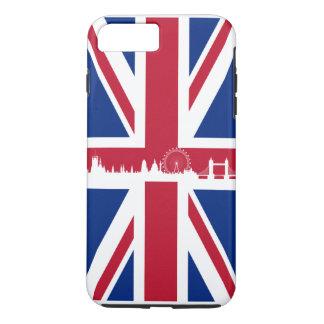 イギリスの旗 iPhone 8 PLUS/7 PLUSケース
