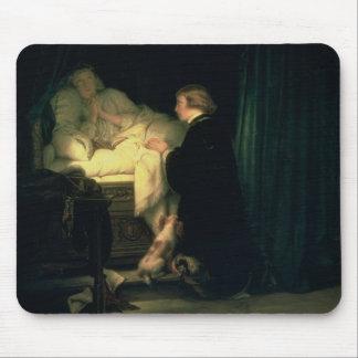 イギリスの王のエドワードIV、1852年子供 マウスパッド