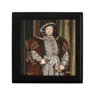 イギリスの王ヘンリー八世 ギフトボックス