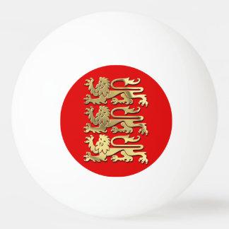 イギリスの王室のな腕 ピンポン球