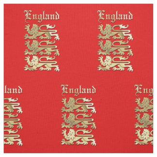イギリスの王室のな腕 ファブリック