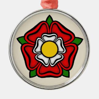 イギリスの皇族の紋章のTudorのバラ メタルオーナメント