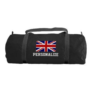 イギリスの英国国旗の旗のduffleの体育館のバッグ|はカスタマイズ ジムバッグ