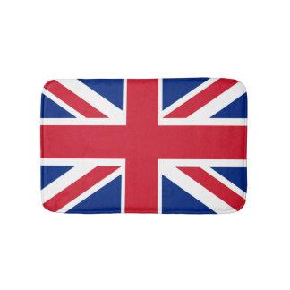 イギリスの英国国旗の旗 バスマット