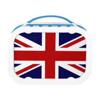 イギリスの英国国旗の旗 ランチボックス