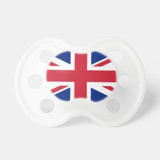 イギリスの英国国旗 おしゃぶり