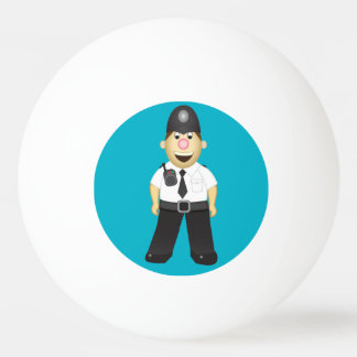 イギリスの警官ピンポン球 卓球ボール