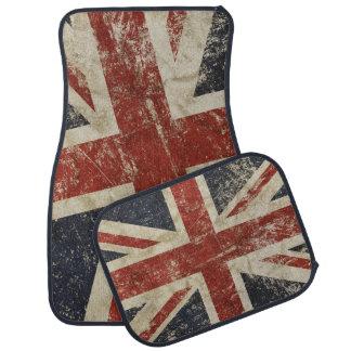 イギリスの農場の旗が付いているカーマットのプリント カーマット