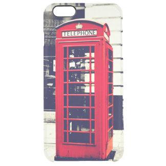 イギリスの遠いブースのiPhone 6/6s+ Clearly™Deflector クリア iPhone 6 Plusケース