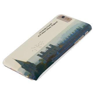 イギリスの陸標のイメージiPhone 6 6sと裸そこ Barely There iPhone 6 Plus ケース
