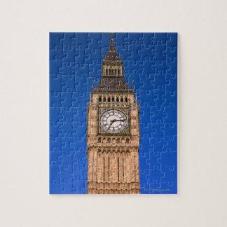イギリスの首都のビッグベン ジグソーパズル