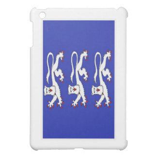 イギリスの3頭のライオン iPad MINIカバー