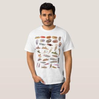 イギリスのNudibranchs Tシャツ