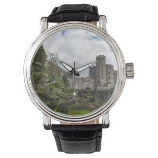 イギリスのWindsorの城 腕時計